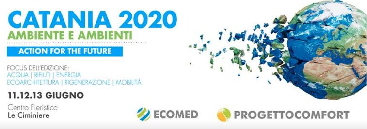 CATANIA2020 - Ecomed & Progetto Comfort